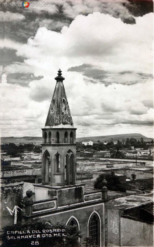 Capilla del Rosario.