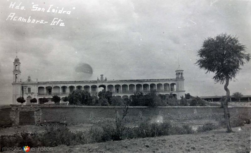 Hacienda San Isidro.