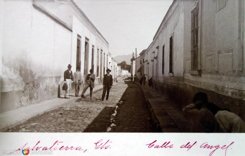 Calle del Angel.