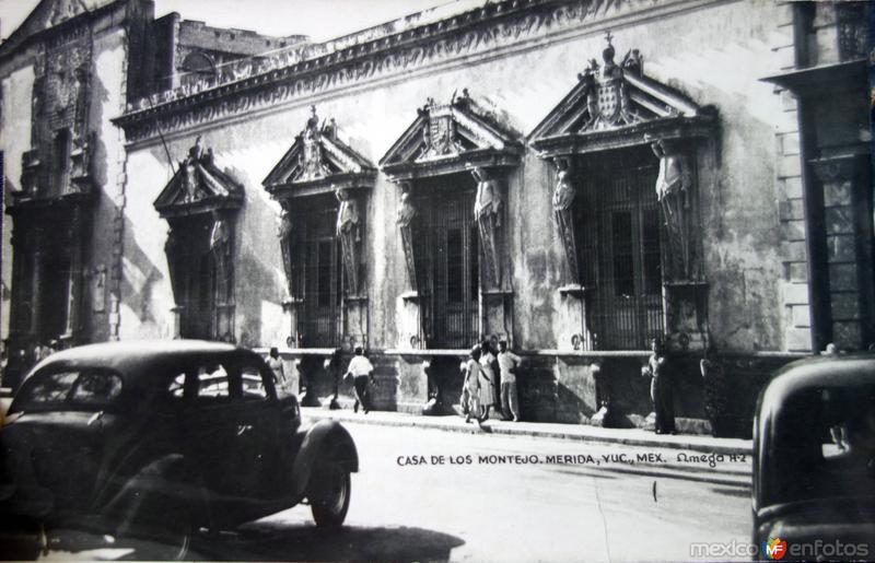 Casa de Los Montejo.