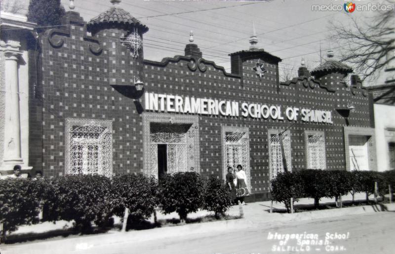 Escuela Interamericana de Espanol.