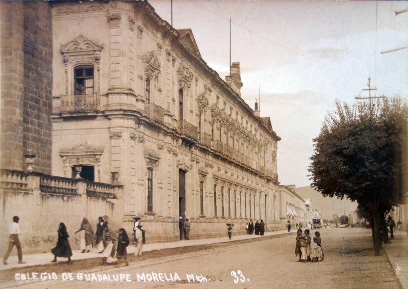 Colegio de Guadalupe.