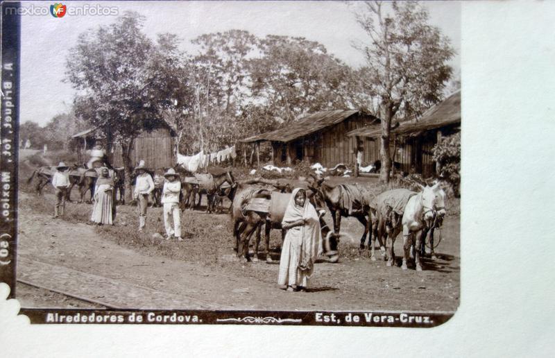 Alrededores de Cordoba por el Fotógrafo Abel Briquet.