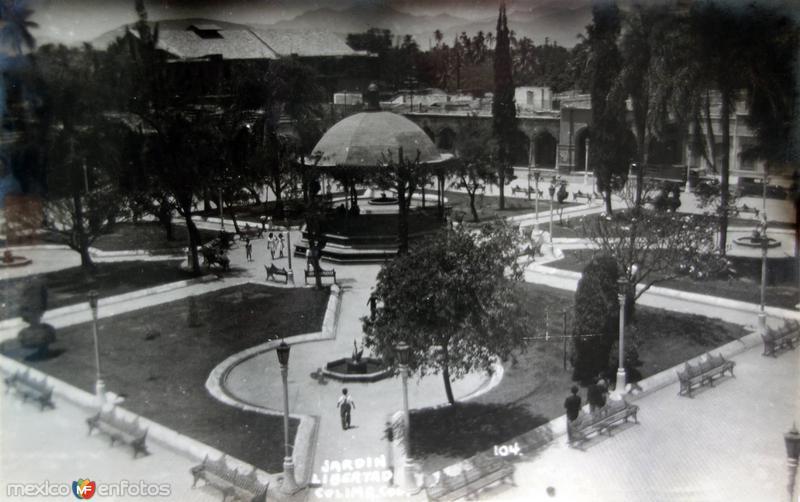 Jardin Libertad.