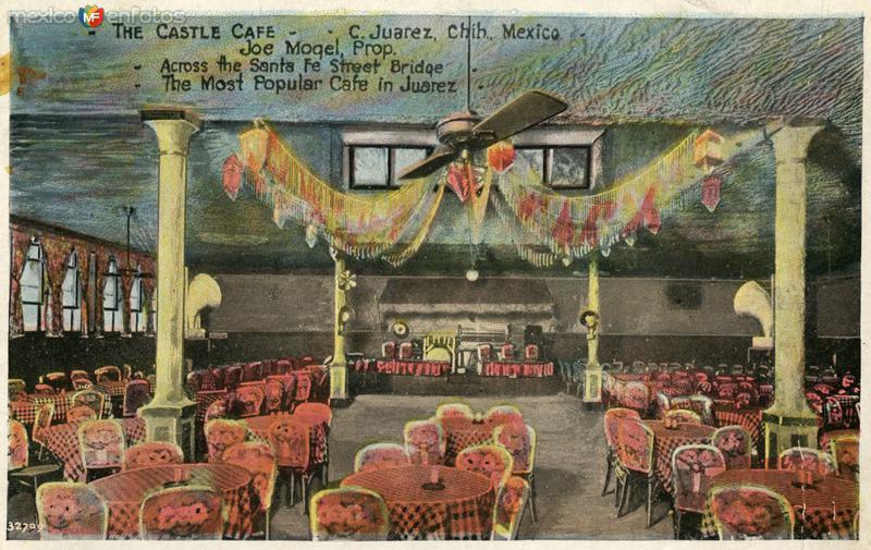 The Castle Café