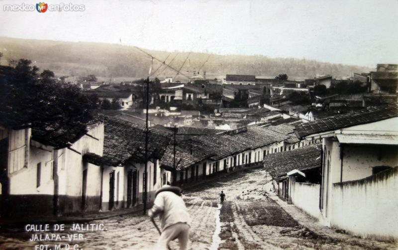 Calle de Jalitic.