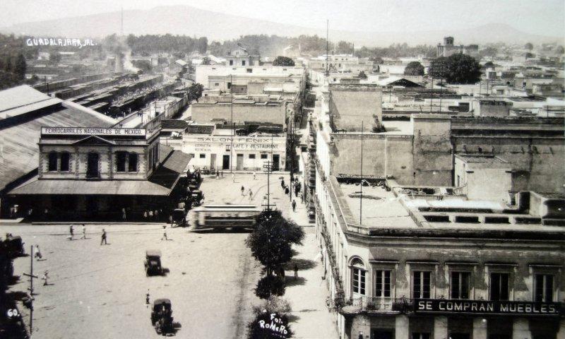 Estacion del Ferrocarril.