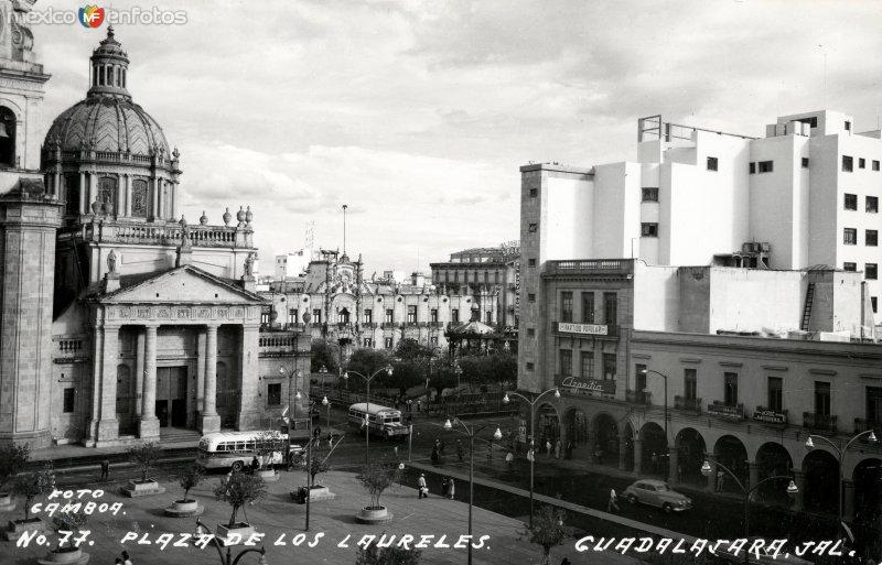 Plaza de los Laureles