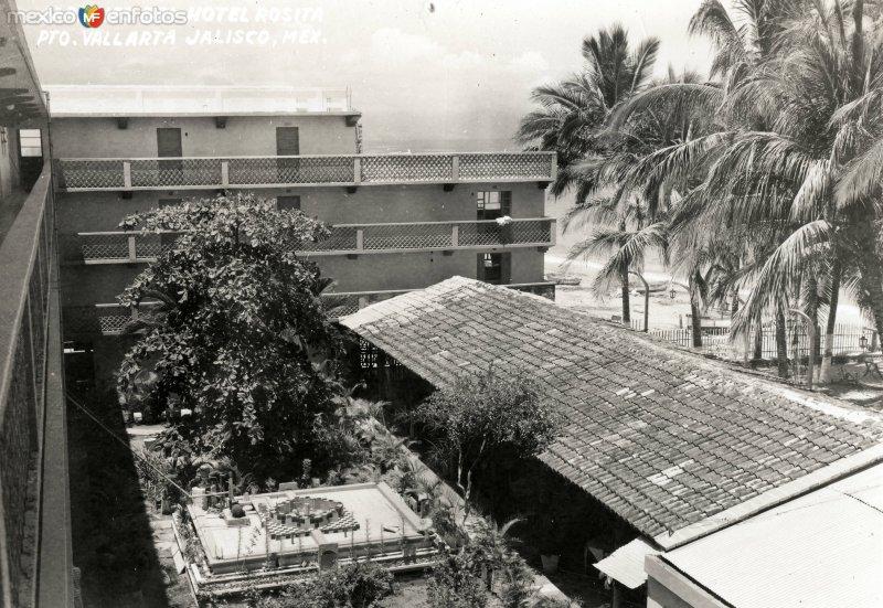 Jardines del Hotel Rosita