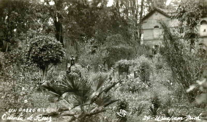 Paseo a la Quinta de Ruiz