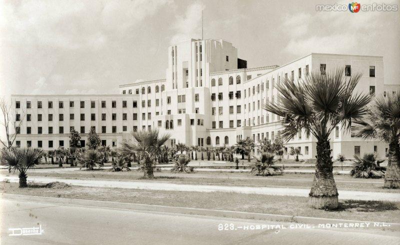 Hospital Civil (hoy, Hospital Universitario)