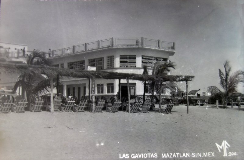 Balneario Las Gaviotas.