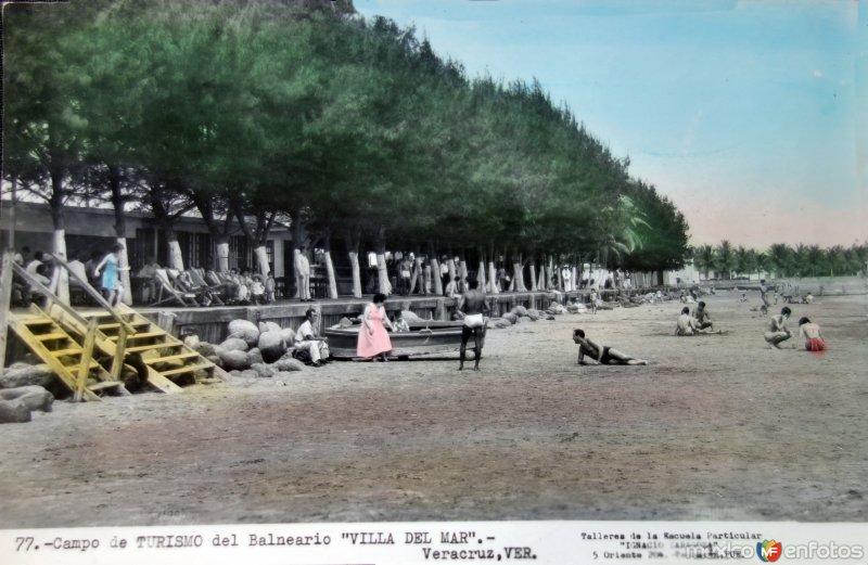 Campo de Turismo.