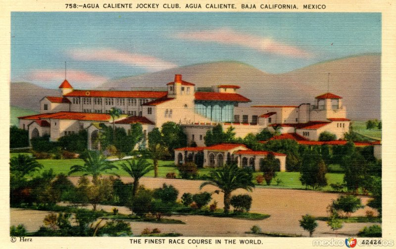 Jockey Club de Agua Caliente
