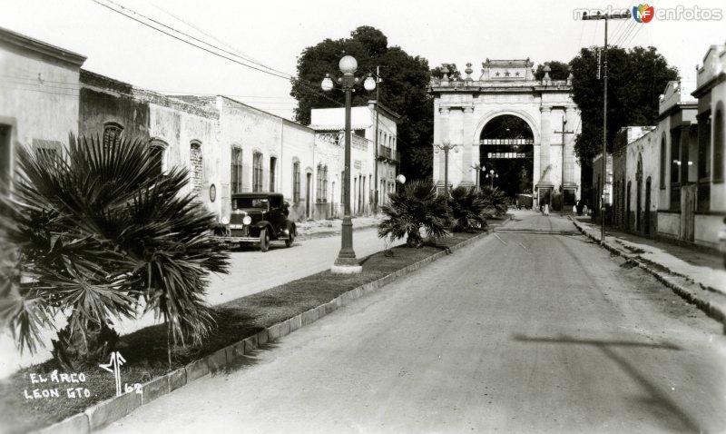 Arco de León