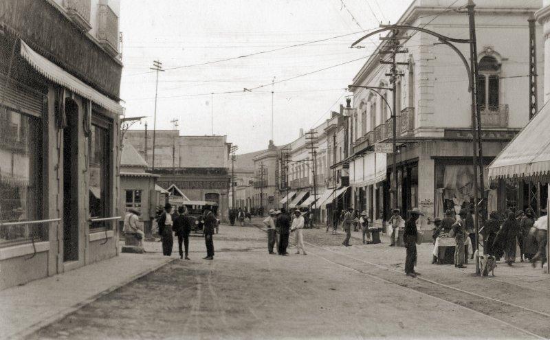 Calles de Pachuca