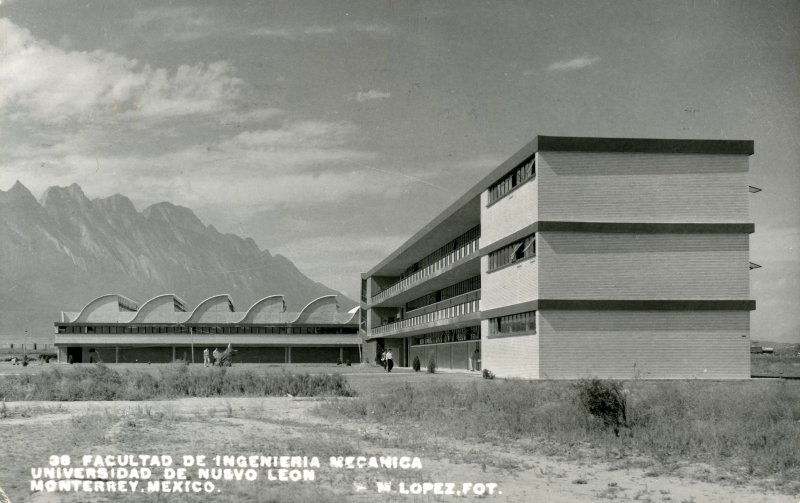 Facultad de Ingeniería Mecánica de la Universidad de Nuevo León