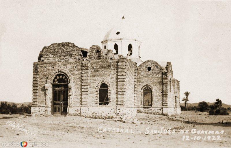 Catedral de San José de Guaymas