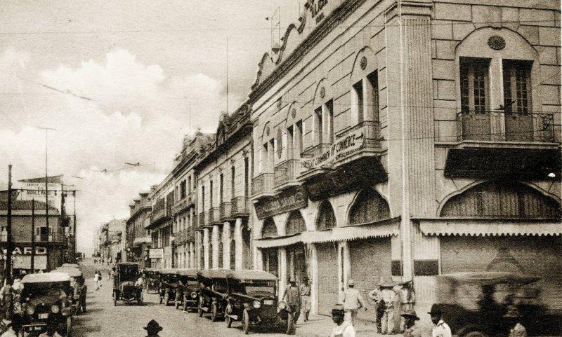 Calle Francisco I. Madero