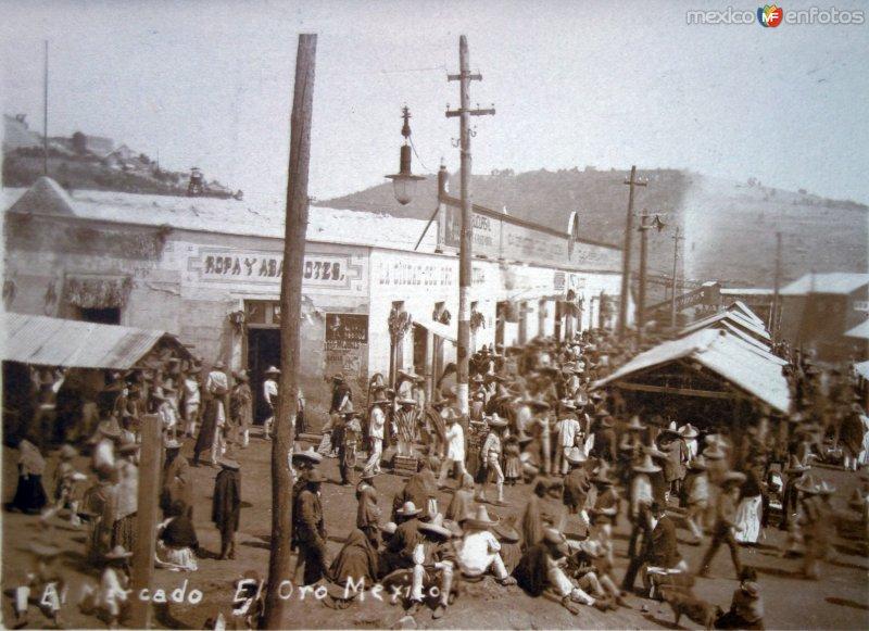 El Mercado.