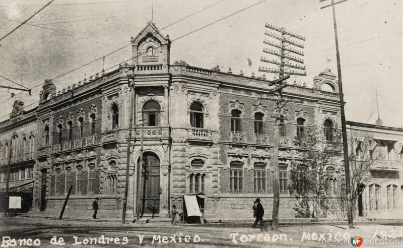 Banco de Londres y México