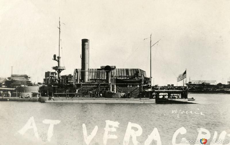 Ocupación estadounidense de 1914