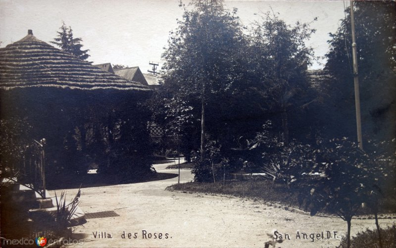Villa Des Roses San Angel.