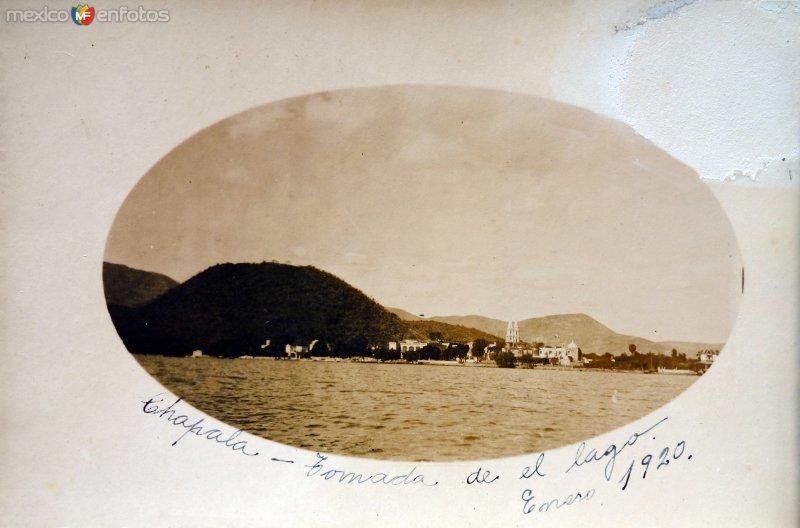 Panorama  ( Fechada en Enero de 1920 ).