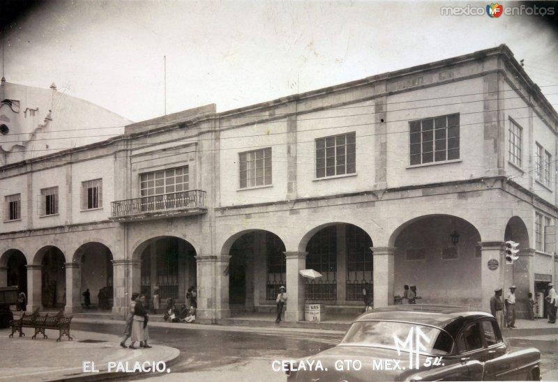 El Palacio.