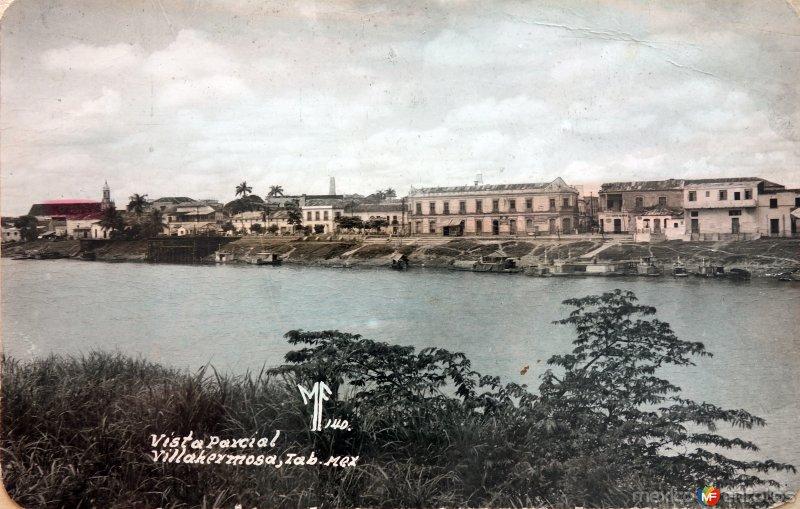 Vista parcial Villahermosa Tab.
