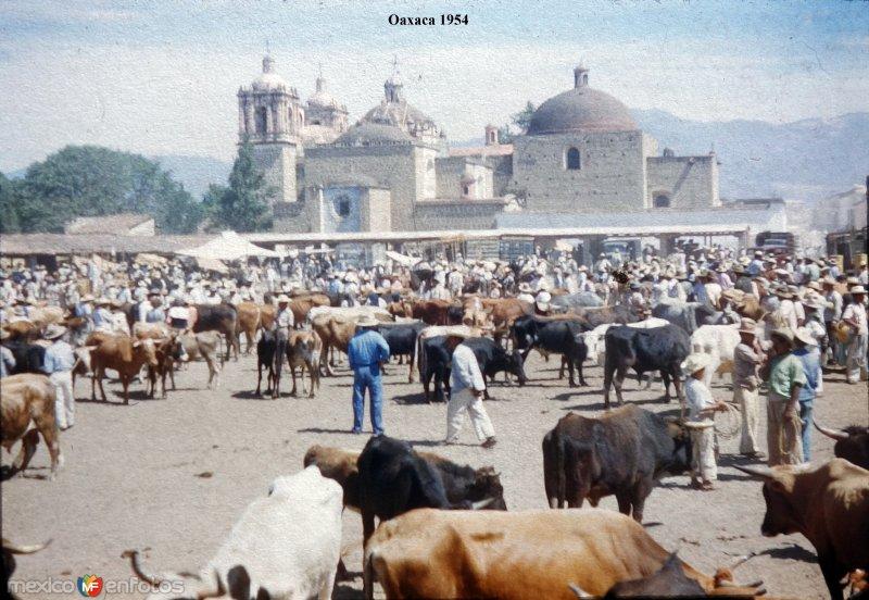 Dia de mercado 1954.