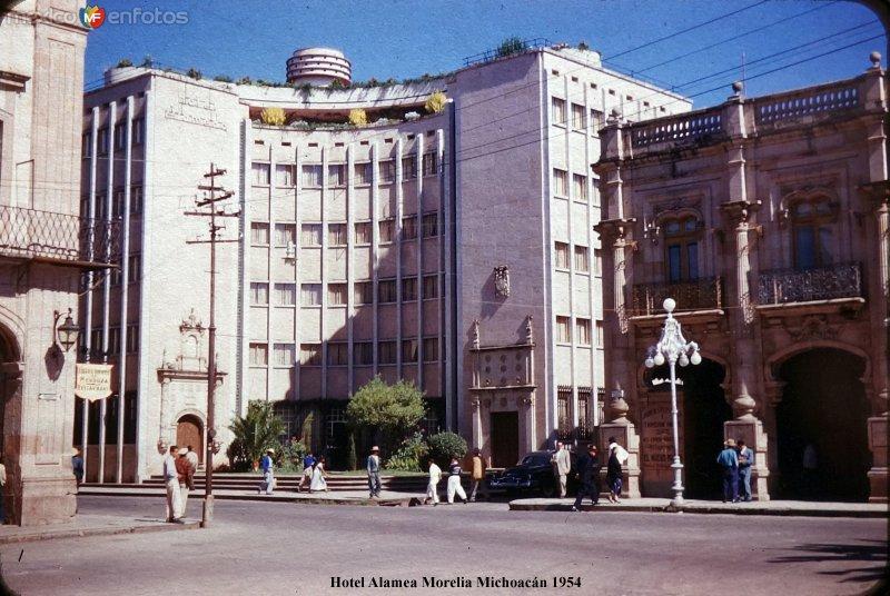 Hotel Alameda 1954