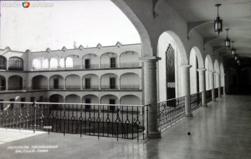 Instituto Tecnologico.
