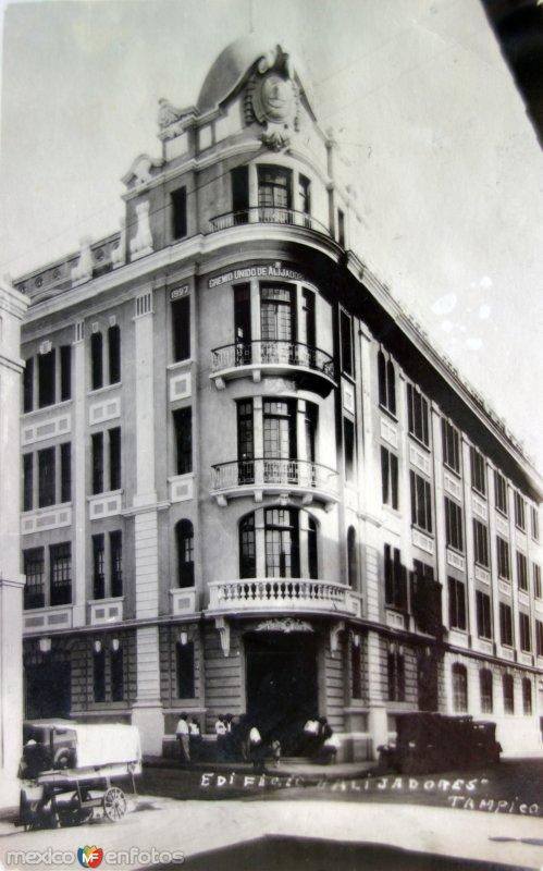 Edificio Alijadores.