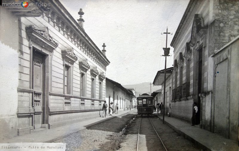 Calle de Morelos.
