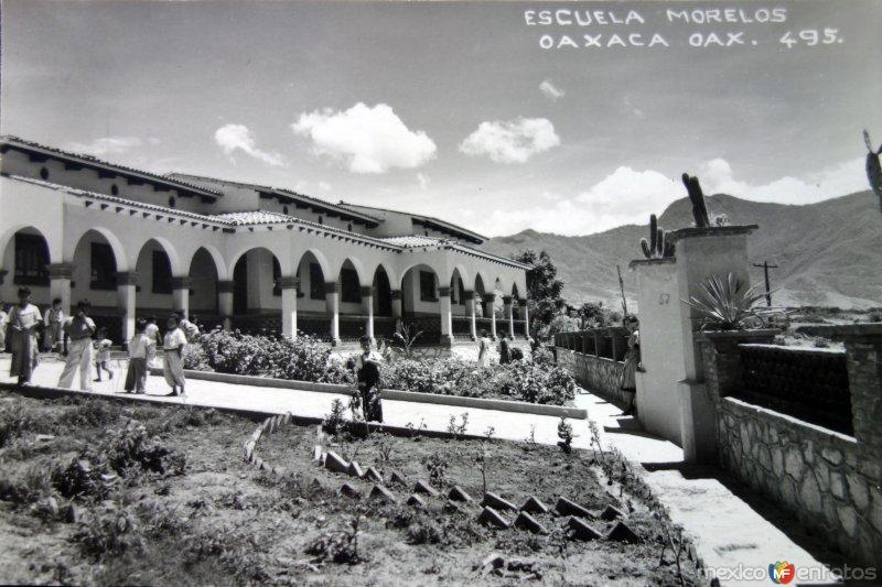Escuela Morelos.