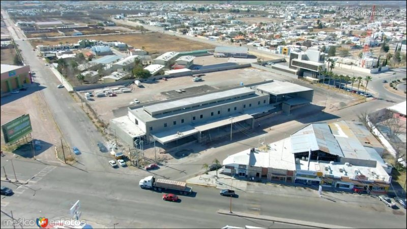 Hospital Vistas del Sol, Delicias Chihuahua.