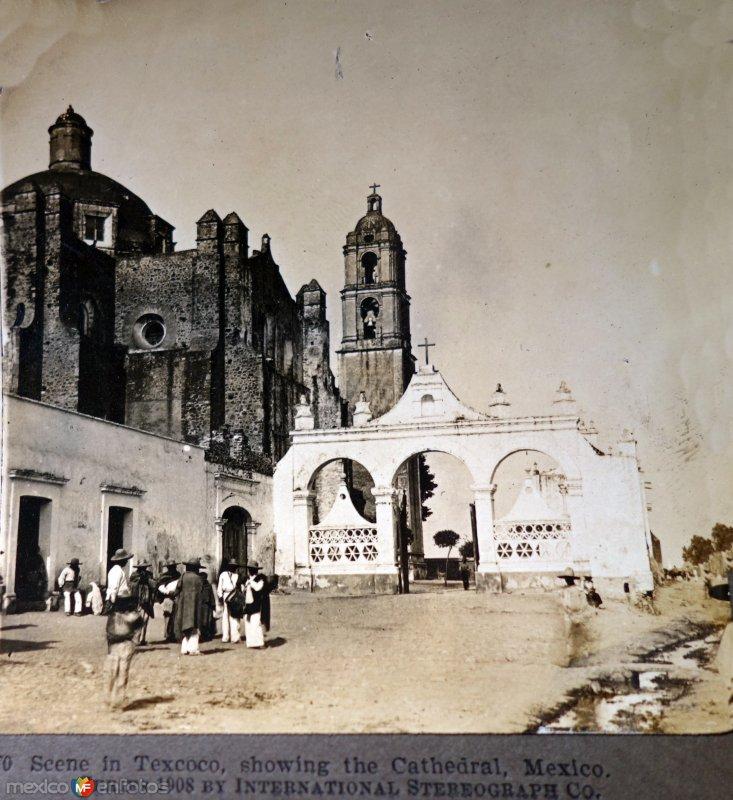 La Catedral en 1908