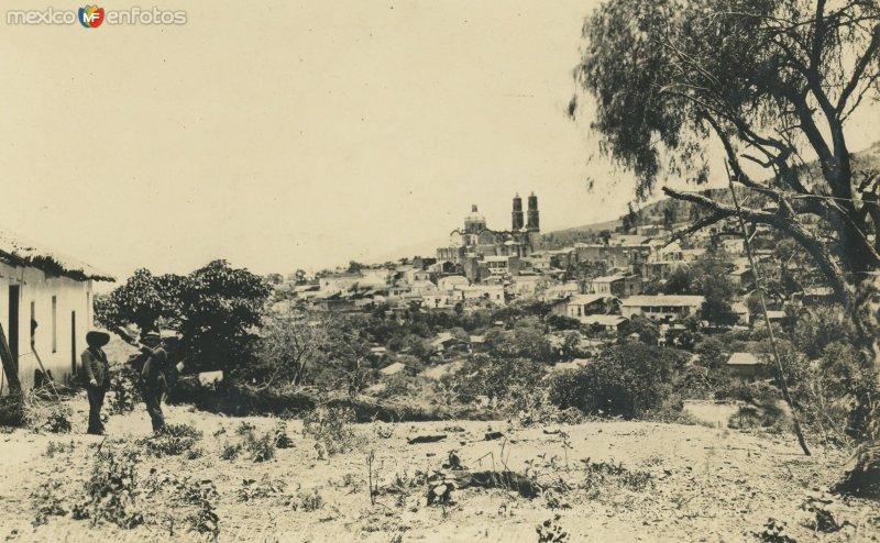 Taxco.