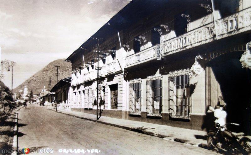 Gran Hotel de Francia (Fechada en 1936)