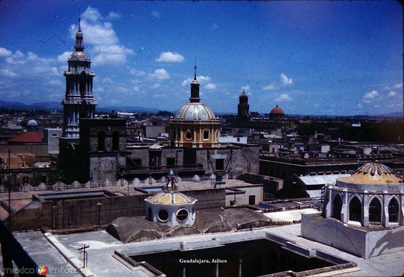 Panorama Guadalajara, Jalisco.