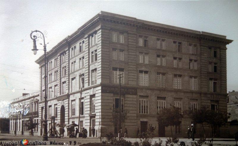 Edificio de la Asociacion Cristiana.