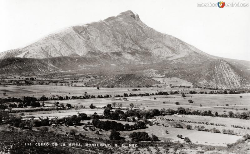 Cerro de las Mitras