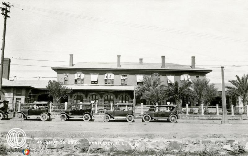Estación Unión del Ferrocarril