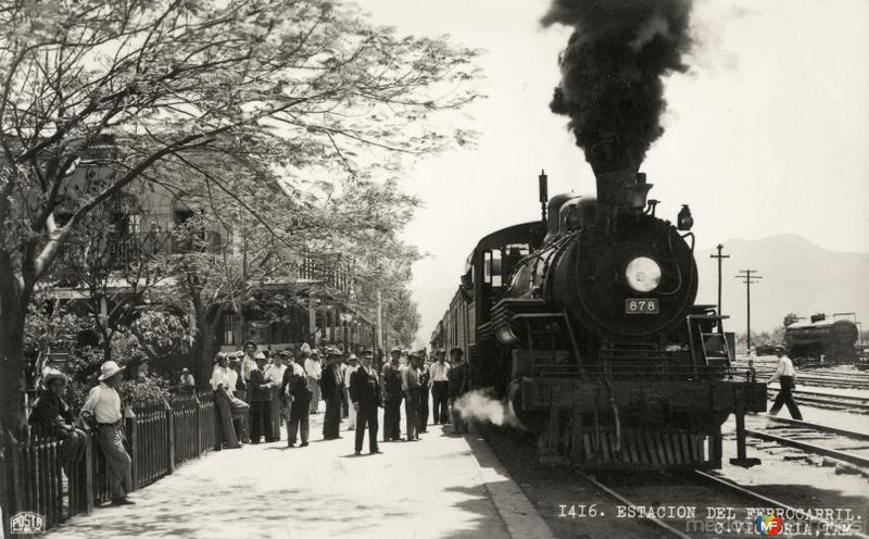 Estación de Ferrocarril