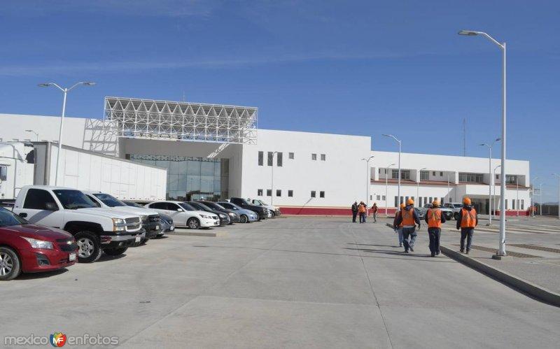 Clínica ISSSTE, Ciudad Delicias.