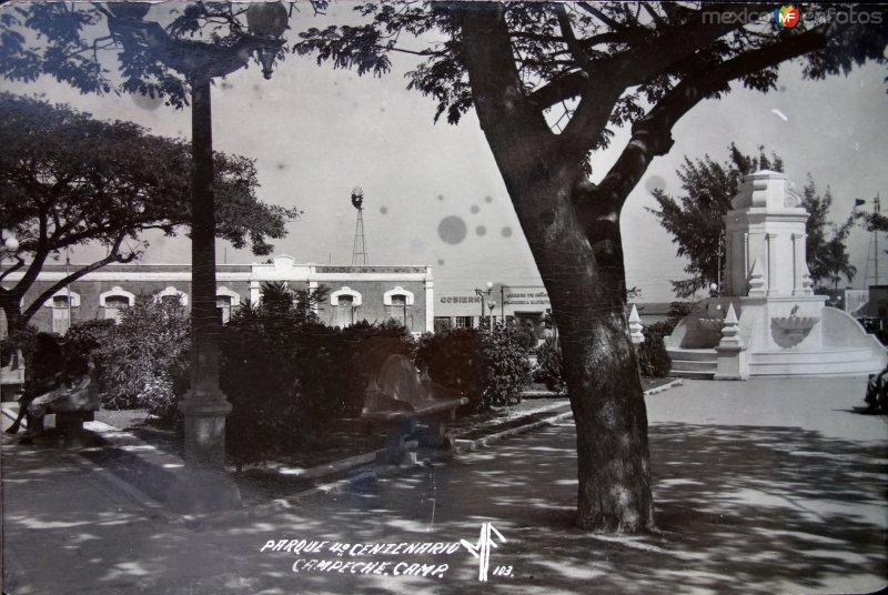 Parque 4to Centenario.