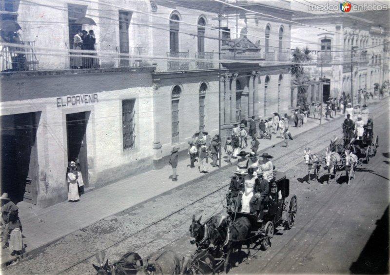 LUGAR DESCONOCIDO tienda el Porvenir.