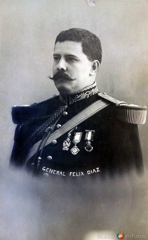 General Felix Diaz.