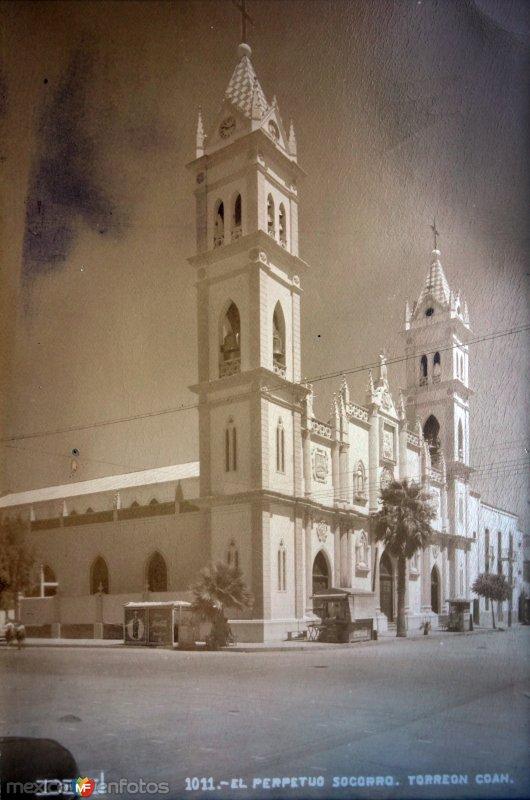 Iglesia del Perpetuo Socorro.